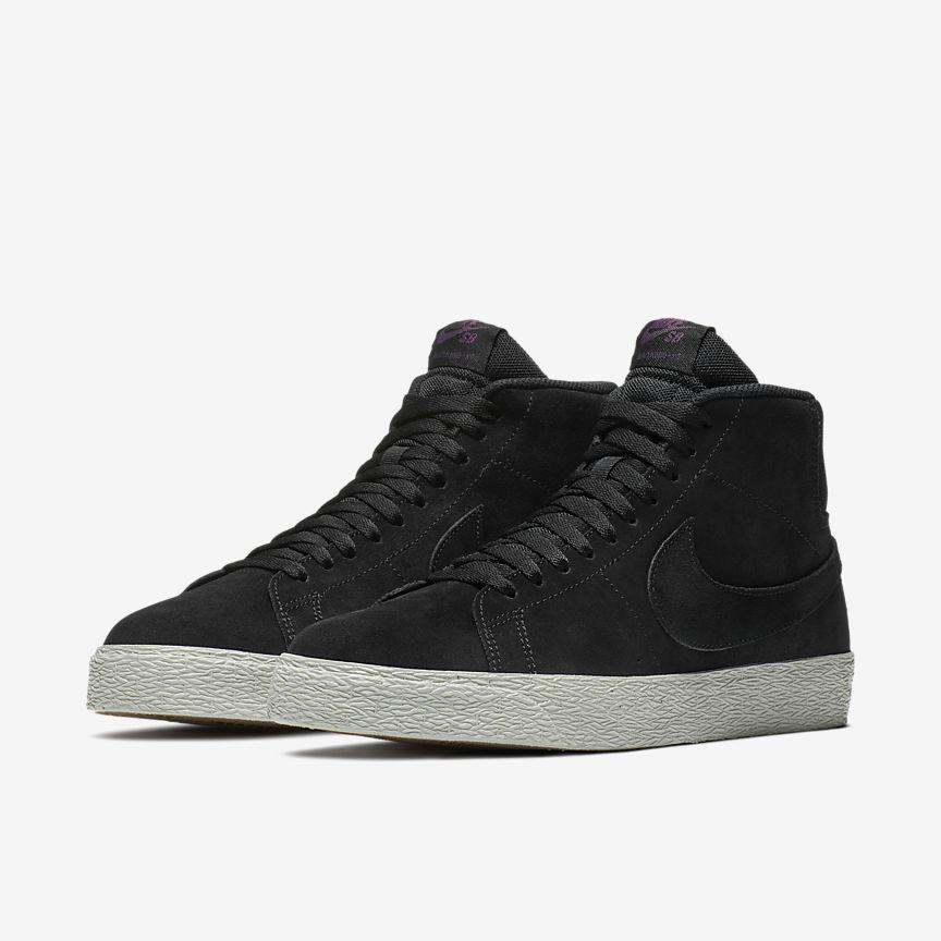 Nike Sb Blazer Mid Sfumature Oscuranti vKIBJtYU9