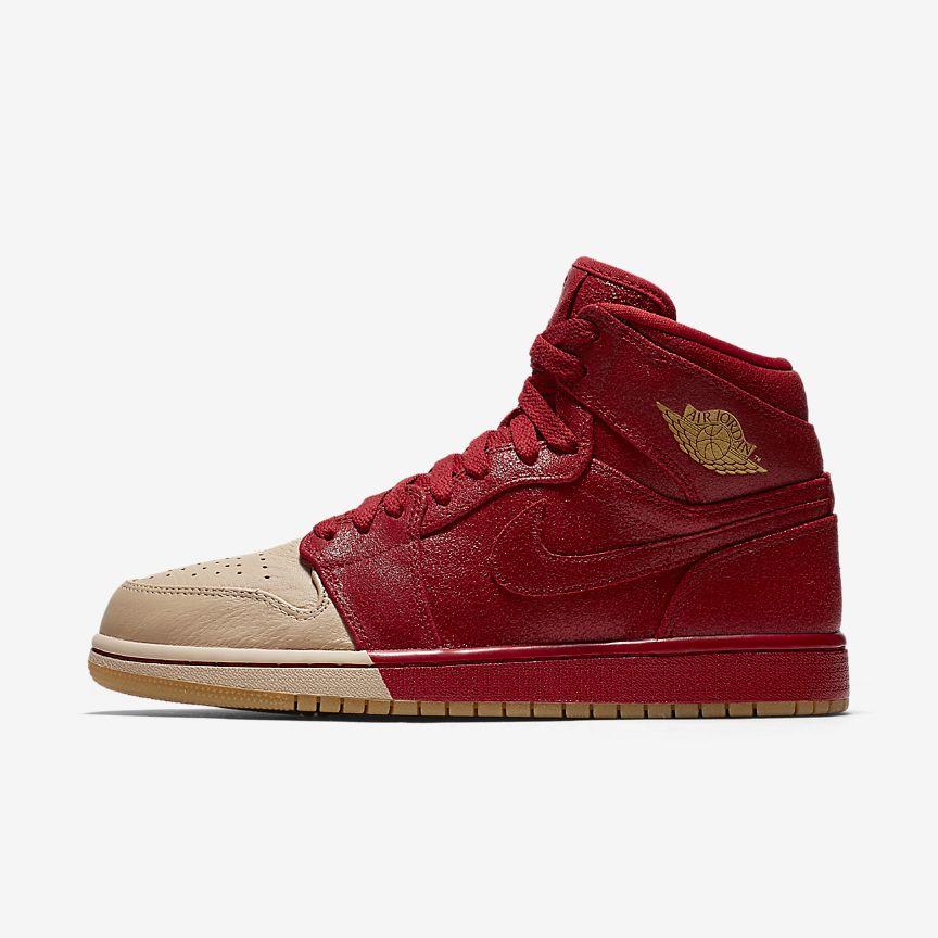 Nike - Nike Air Jordan 1 Retro High Premium Damenschuh - 1