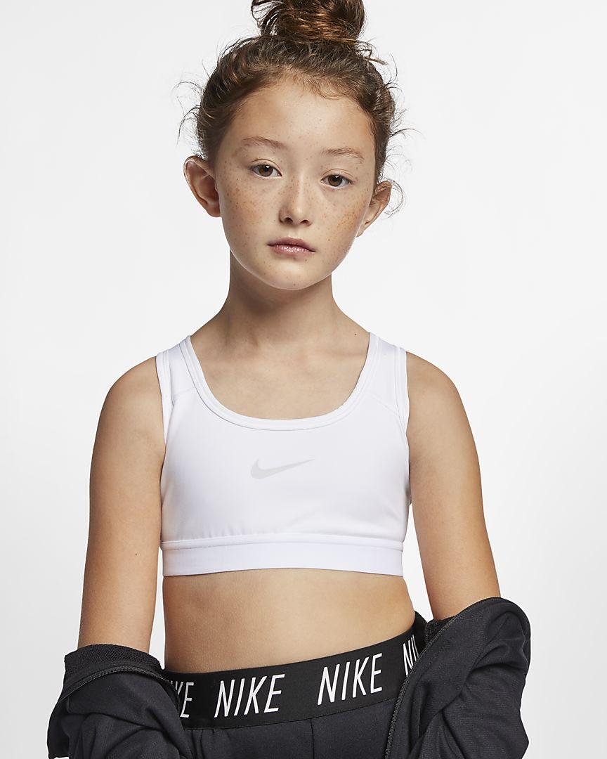 Nike - Nike Sport-BH für ältere Kinder (Mädchen) - 1