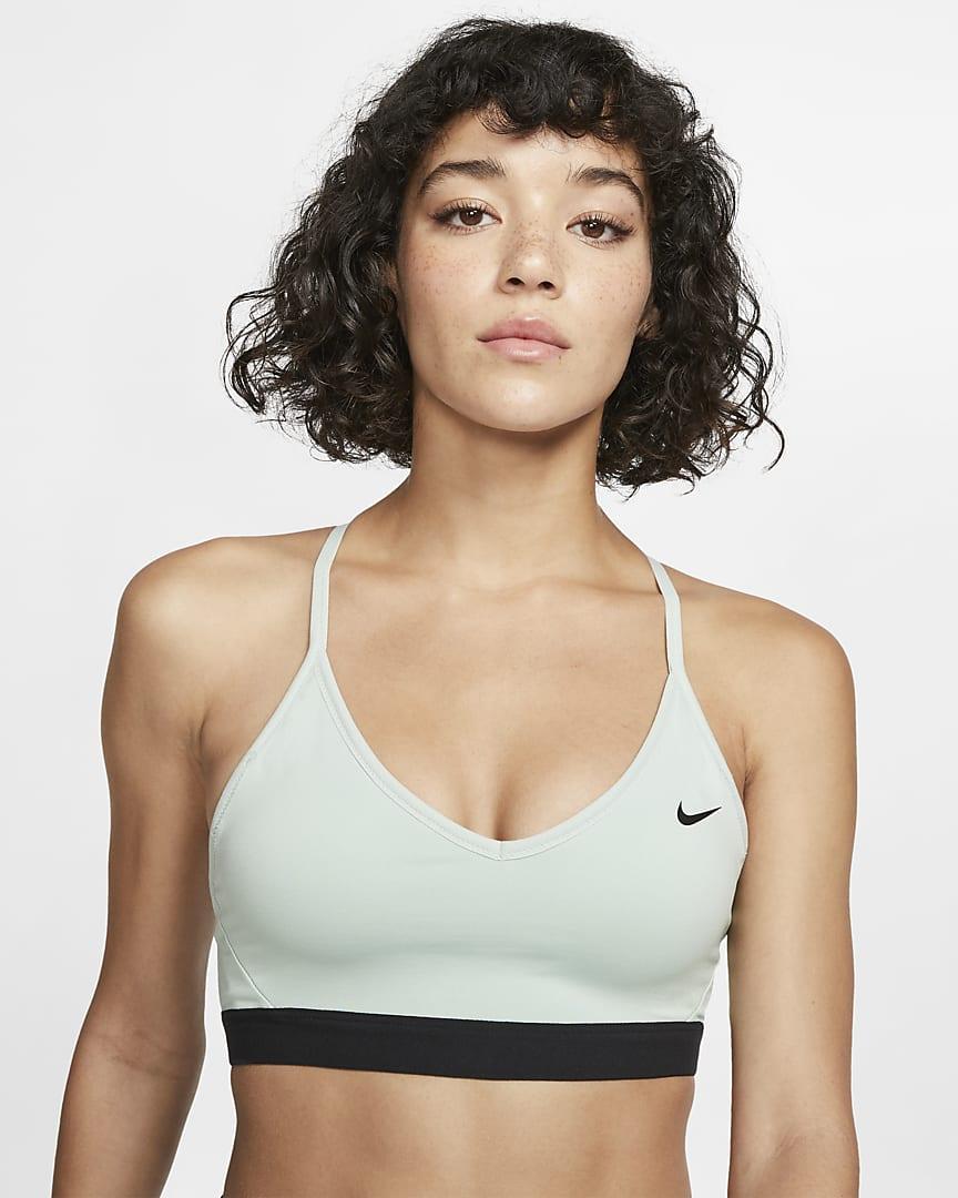 Nike - Nike Indy Sport-BH mit leichtem Halt - 1