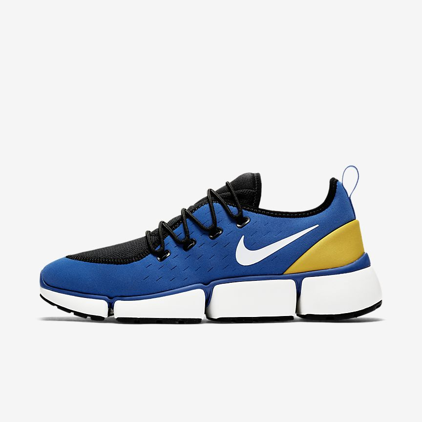 Nike Pocket Fly DM Men's Running Shoes (Blue)