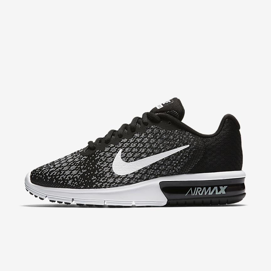 Nike Free Run Blanco Y Negro Camisa A Cuadros 2 De La Mujer DUMO6