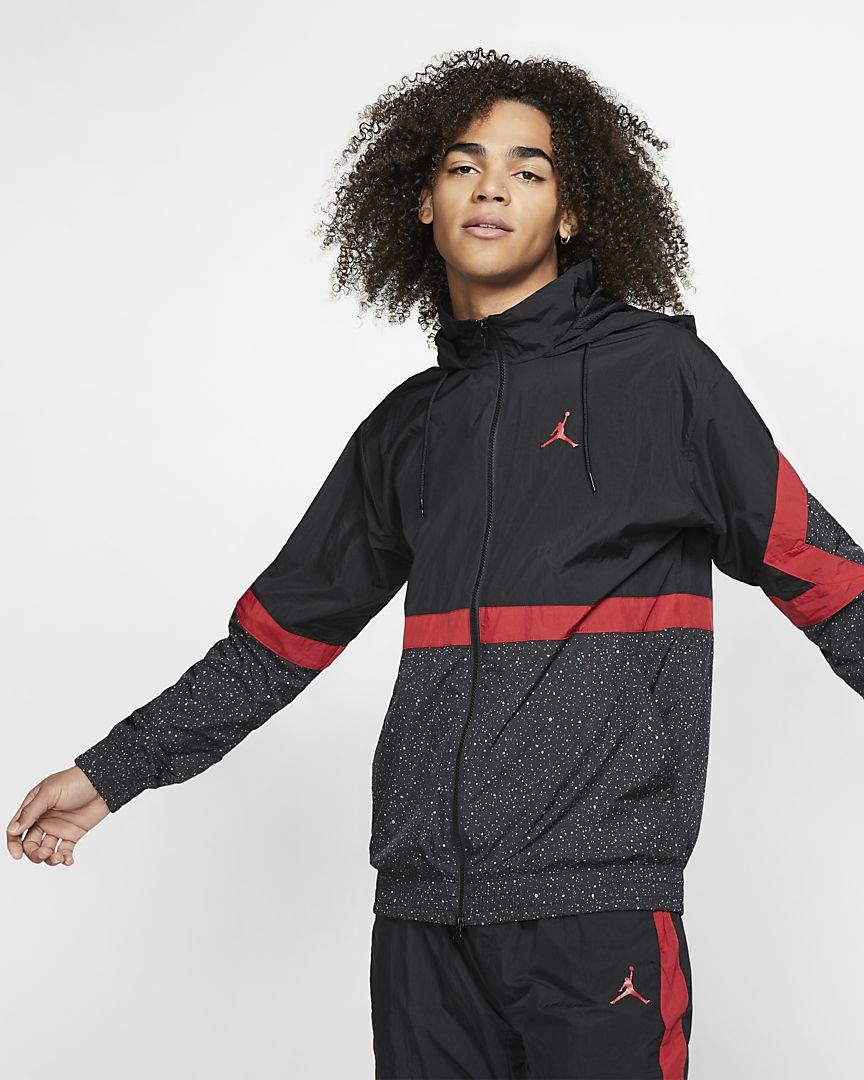 Nike - Jordan Diamond Cement Chaqueta - Hombre - 1