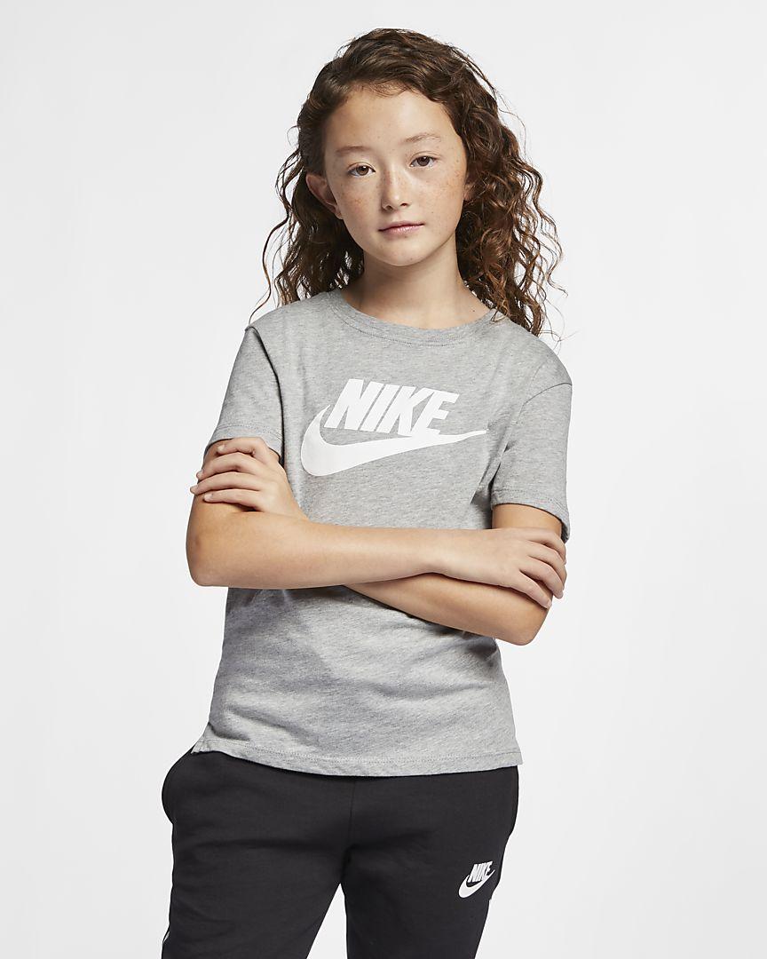 Nike - sportswear older  t-shirt - 1