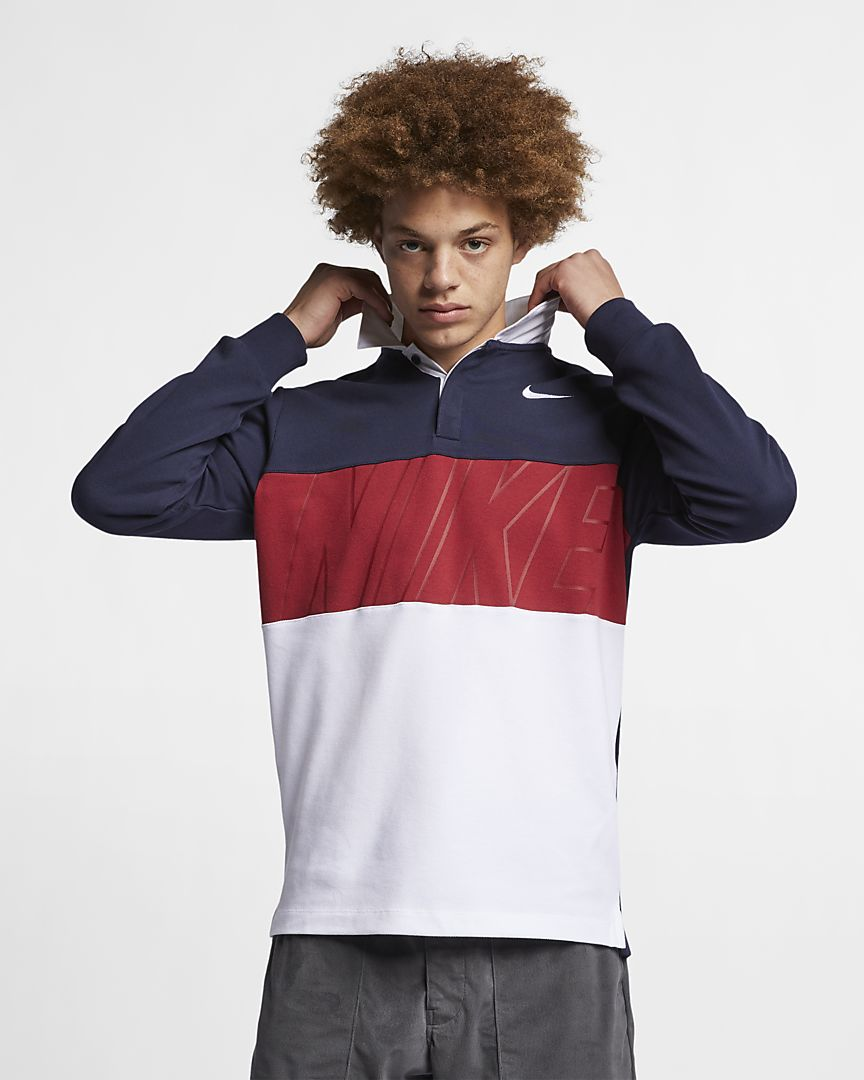 Nike - Nike SB Dri-FIT Langarm-Skateboard-Poloshirt für Herren - 1