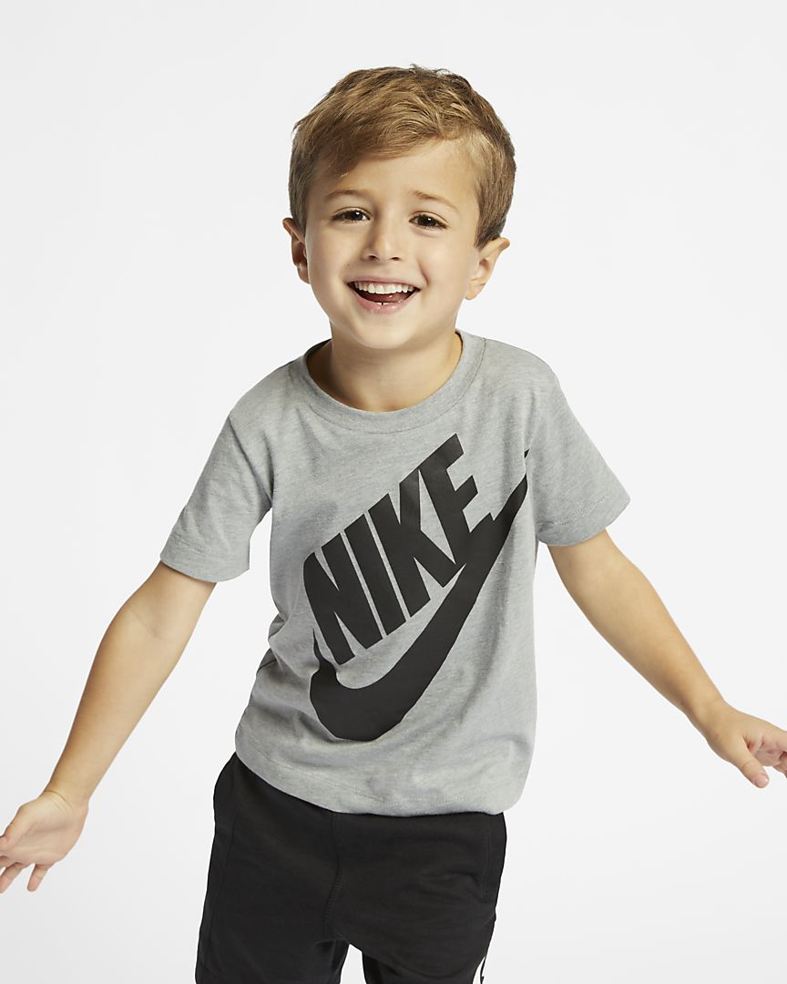 Nike - sportswear toddler t-shirt - 1