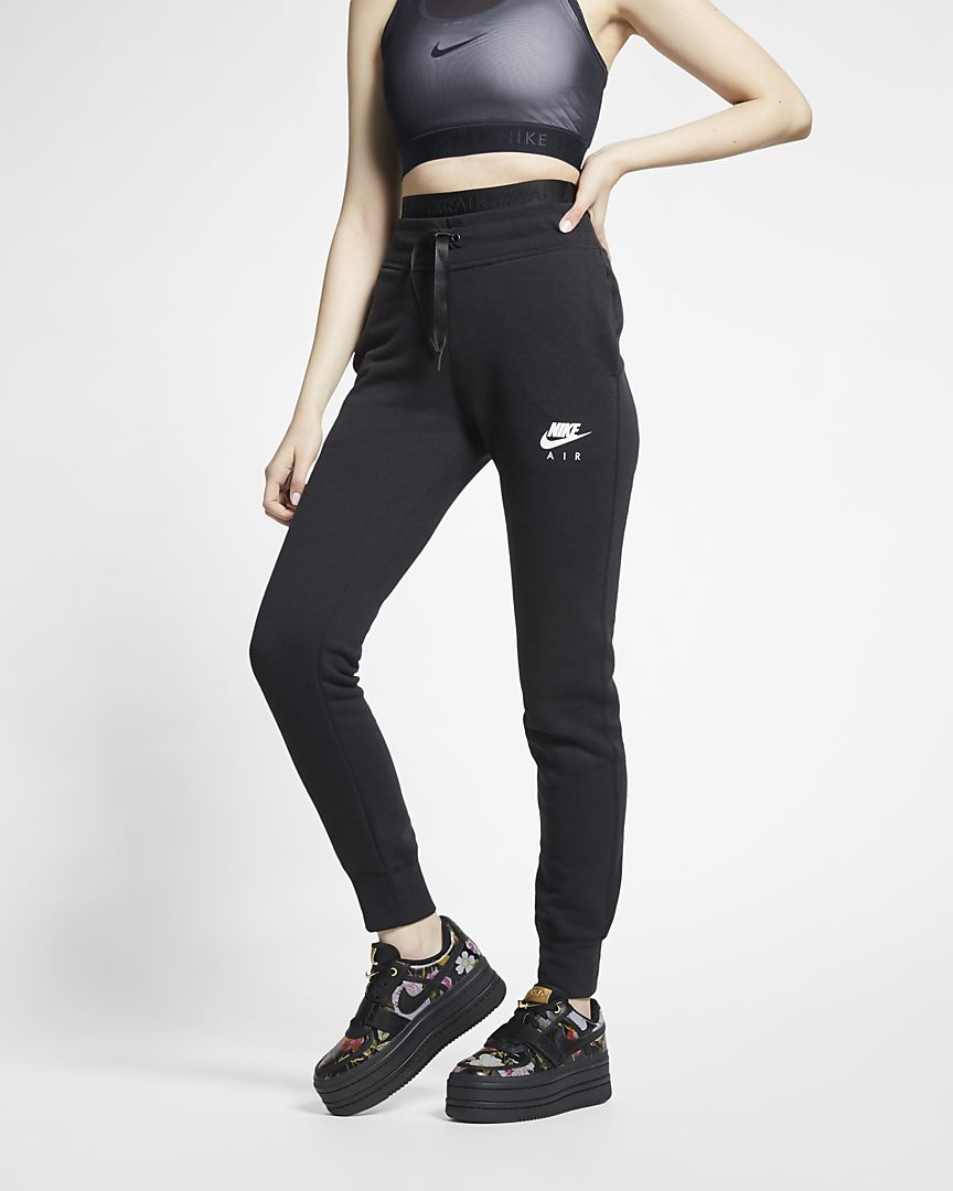 Nike - Nike Air Pantalón de tejido Fleece - Mujer - 1