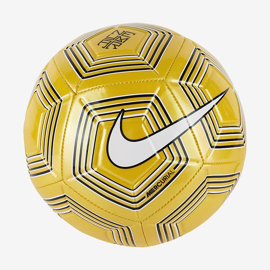Nike - Neymar Jr Strike Balón de fútbol - 1