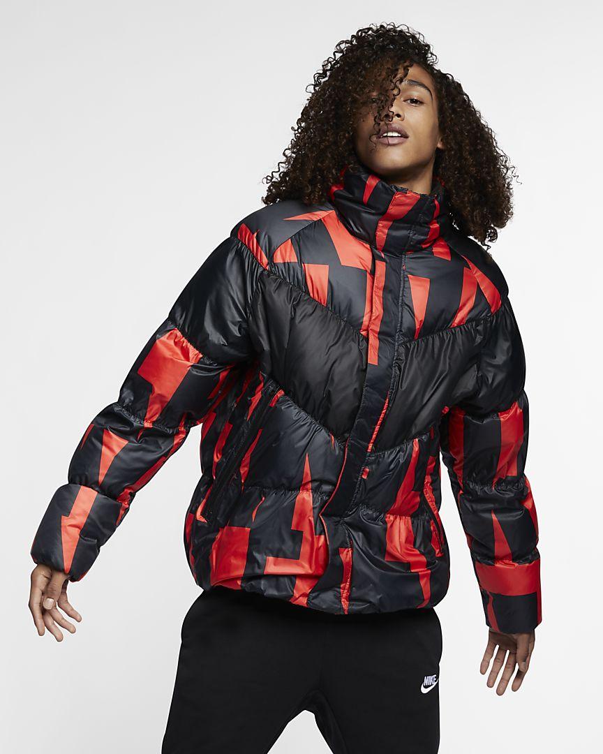Nike - Nike Sportswear Down Fill Jacke - 1