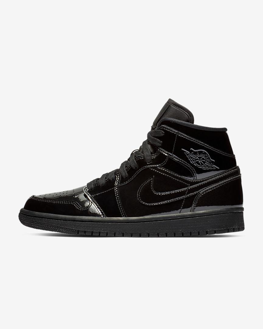 Nike - Air Jordan 1 Mid Damenschuh - 1