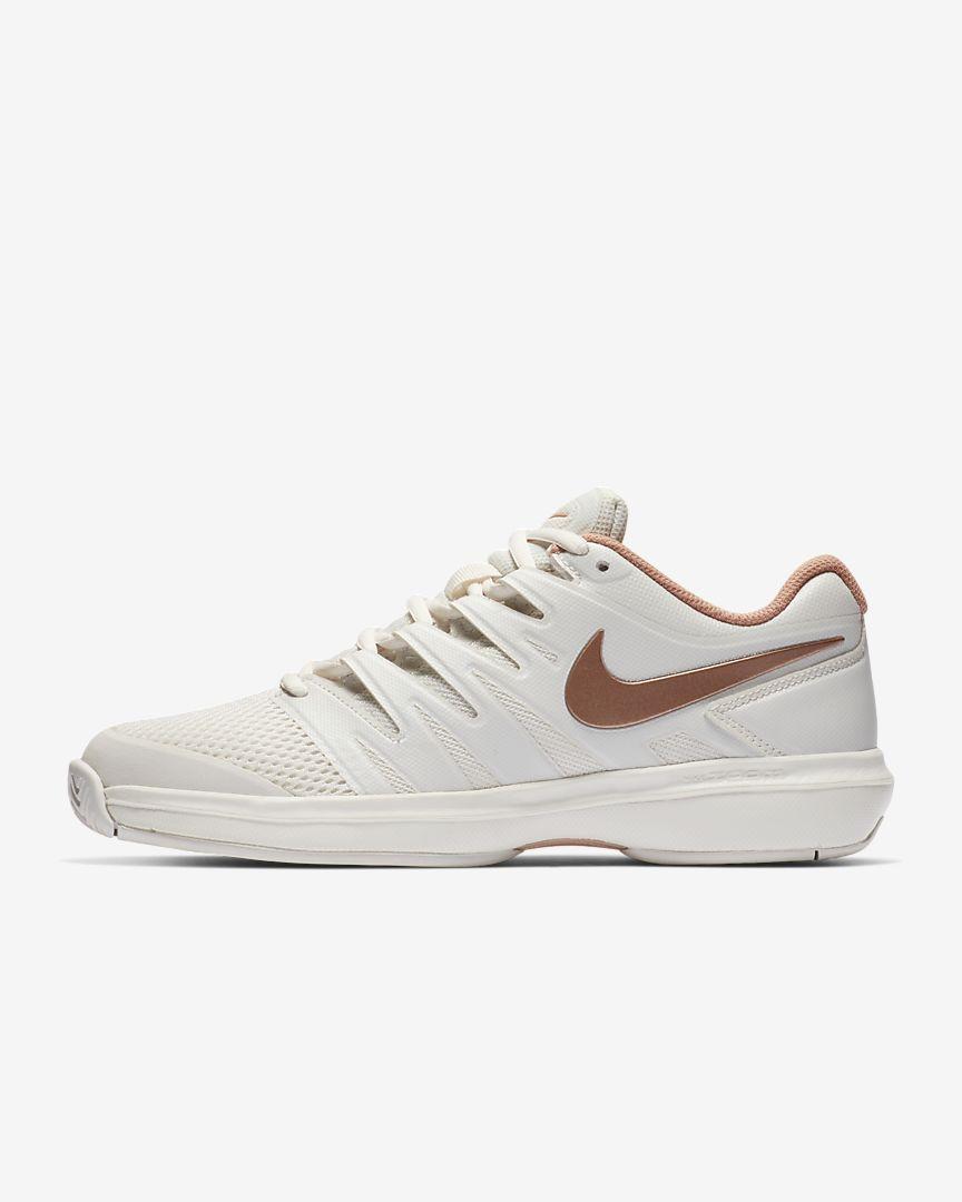 Nike - court air zoom prestige  hard court tennis shoe - 1