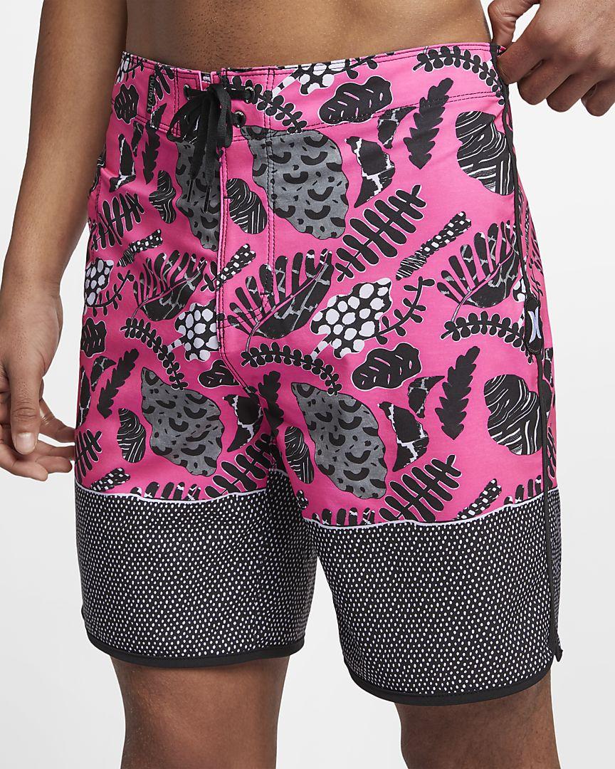 Nike - Hurley Phantom JW Nola Herren-Boardshorts (ca. 46 cm) - 1