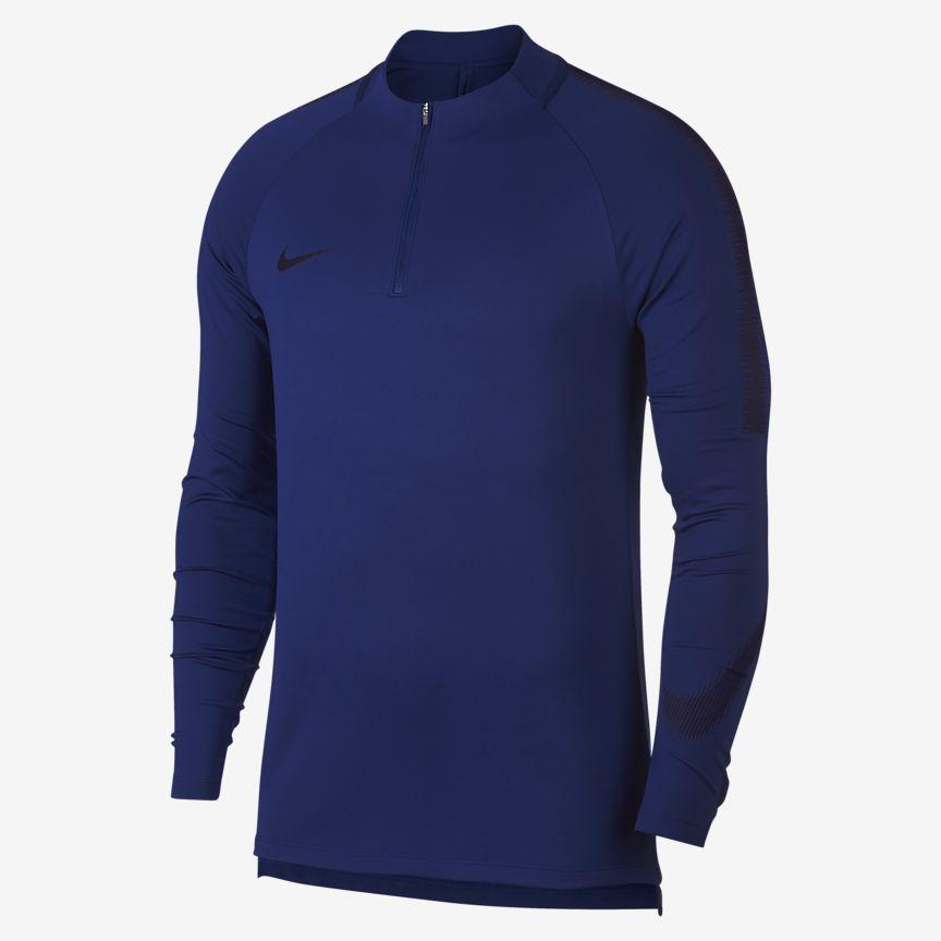 Nike - Nike Dri-FIT Squad Drill Langarm-Fußballoberteil für Herren - 1