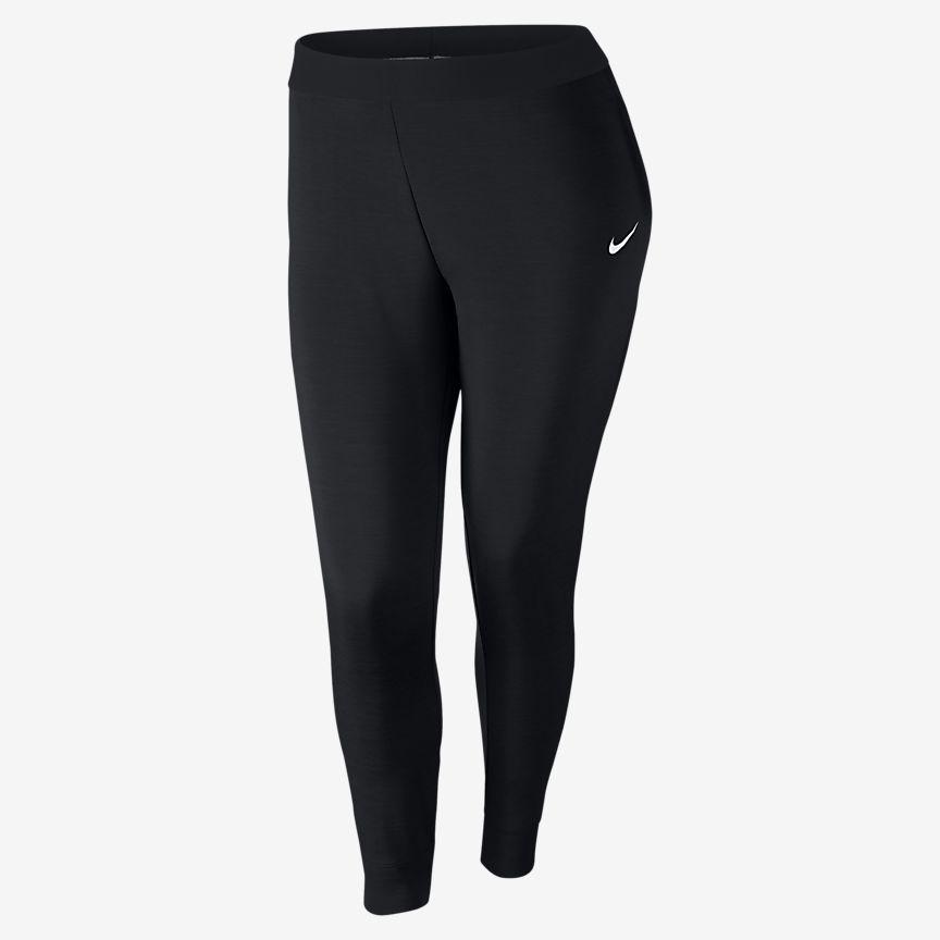Nike - Nike Dri-FIT Flex Bliss Damen-Trainingshose (große Größe) - 1