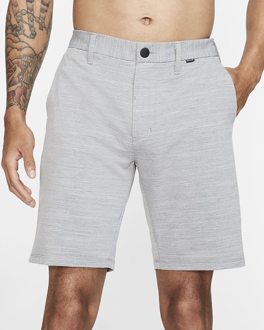 Nike - Hurley Dri-FIT Cutback Pantalón corto de 48 cm - Hombre - 1