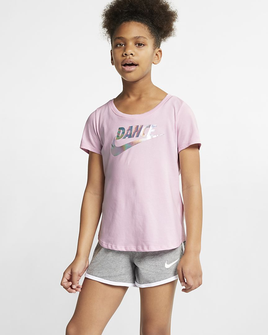 Nike - dri-fit older  (girls') t-shirt - 1