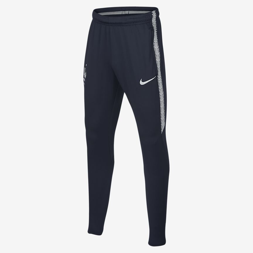Nike - FFF Dri-FIT Squad Fußballhose für ältere Kinder - 1