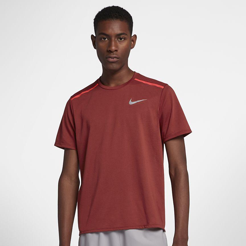 Nike - Nike Dri-FIT Rise 365 Kurzarm-Laufoberteil für Herren - 1