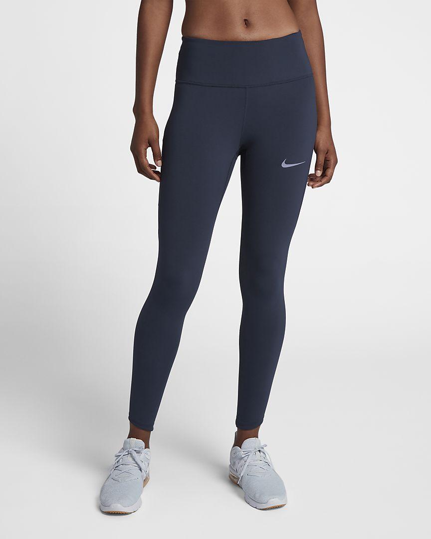 Nike - Nike Epic Lux 7/8-Lauf-Tights mit hohem Bündchen für Damen - 1
