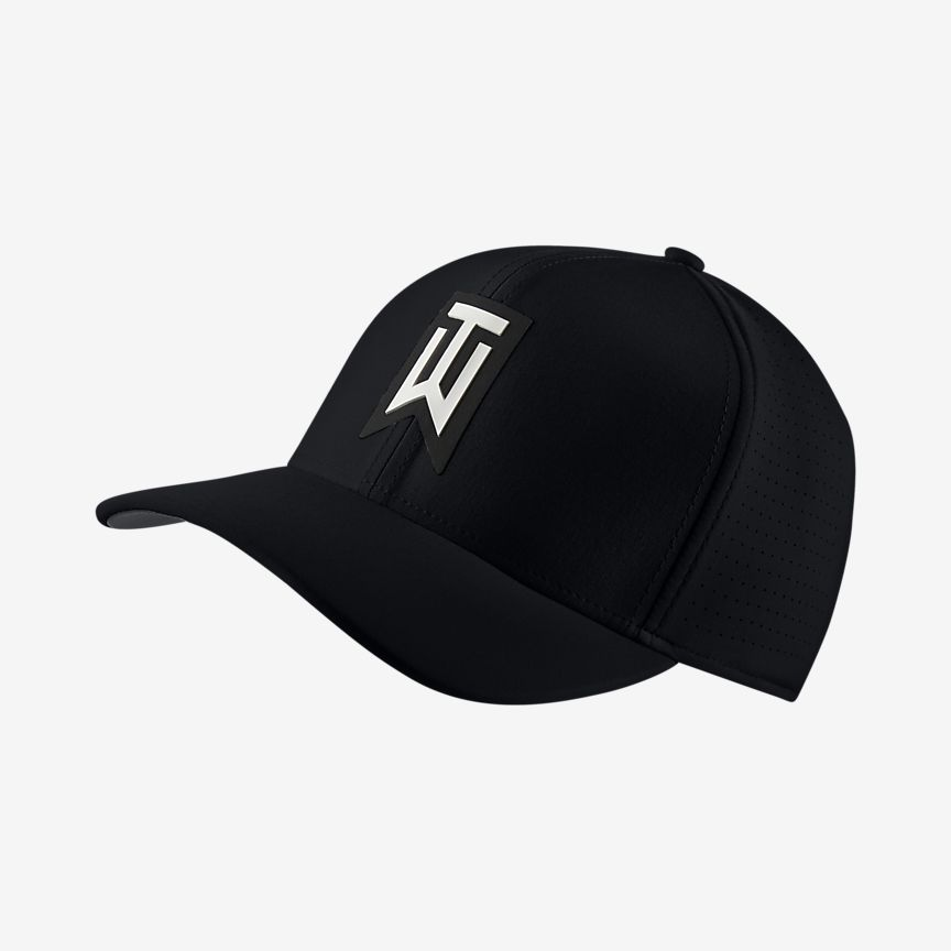 Nike - tw aerobill classic 99 fitted golf hat - 1
