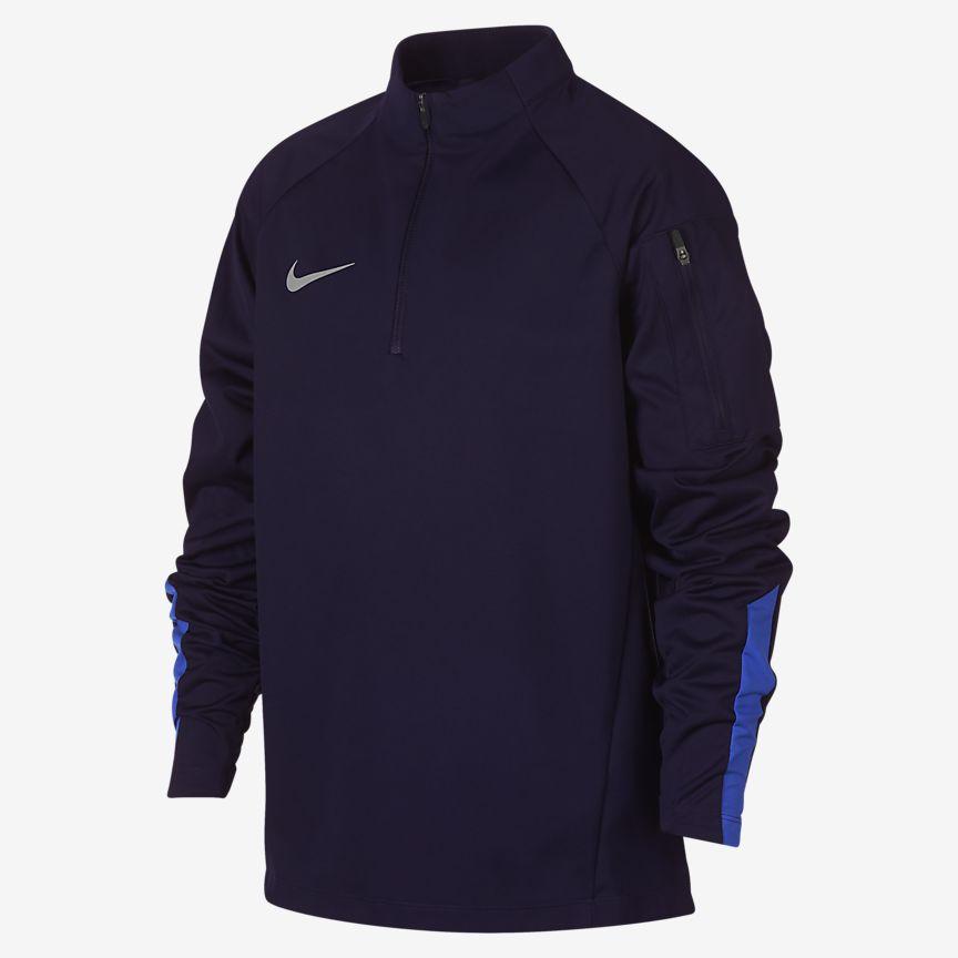 Nike - Nike Shield Squad Camiseta de fútbol de entrenamiento - Niño - 1