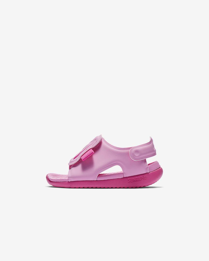 Nike - sunray adjust 5 baby & toddler sandal - 1
