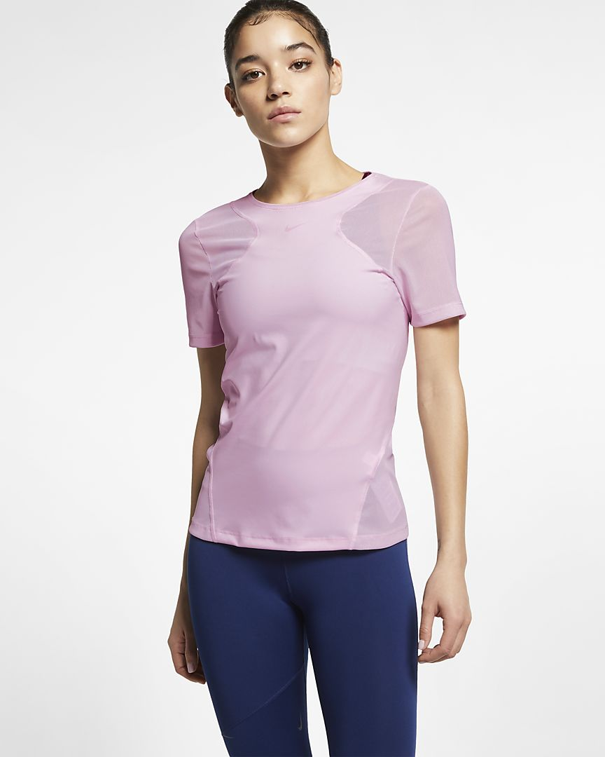Nike - pro hypercool  short-sleeve top - 1
