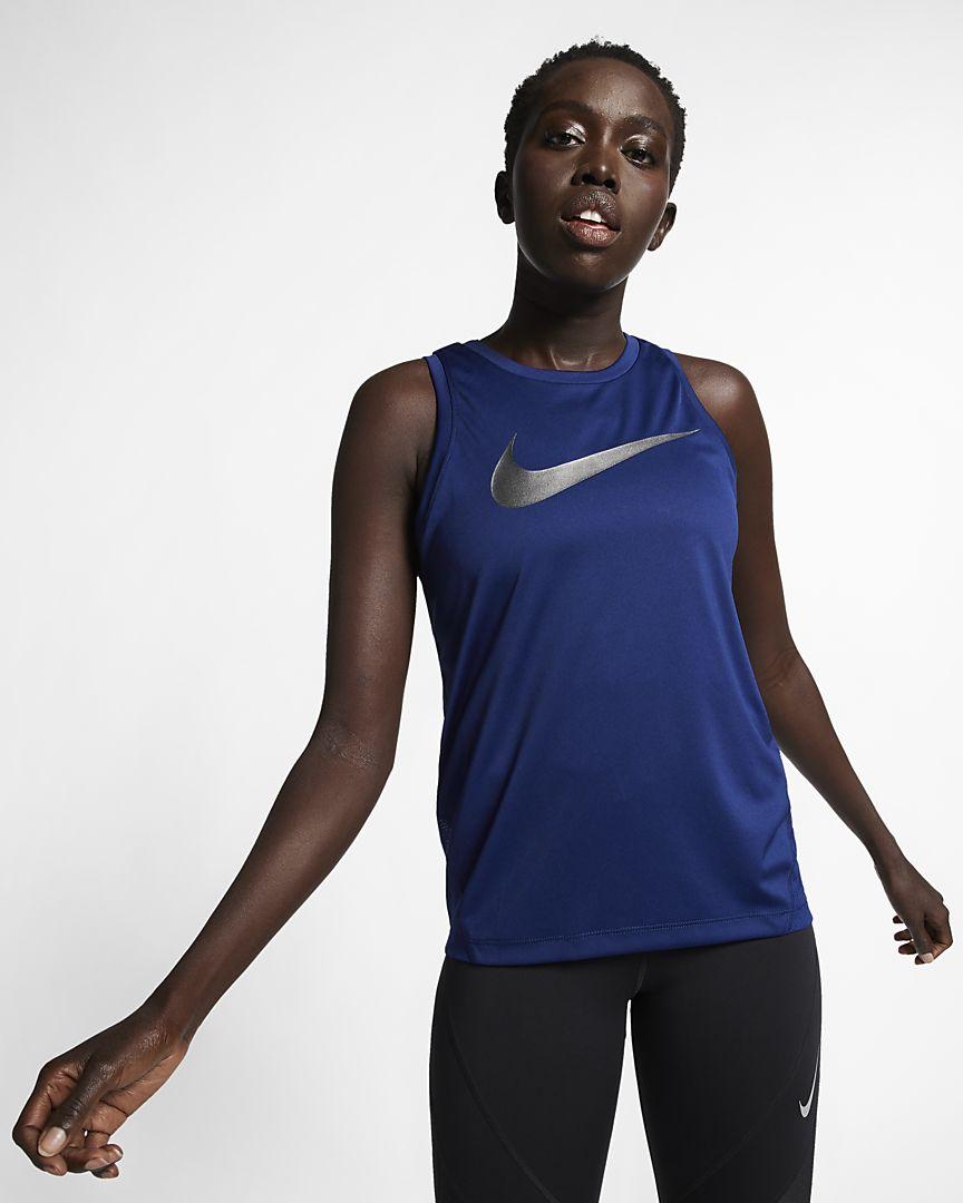Nike - Nike Miler Lauf-Tanktop für Damen - 1