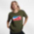 Low Resolution เสื้อยืดผู้หญิง Nike x RT