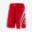 Low Resolution Short de NBA Houston Rockets Nike Icon Edition Swingman pour Homme