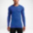 Low Resolution Мужская футболка для тренинга с длинным рукавом Nike Pro