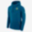 Low Resolution Ανδρική μπλούζα με κουκούλα Nike Fly Fleece (NFL Dolphins)