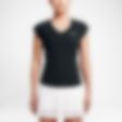 Low Resolution NikeCourt Pure Women's Tennis Top