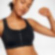 Low Resolution Nike Zip–sports-bh med medium støtte til kvinder