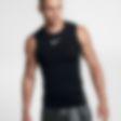 Low Resolution Nike Pro Mouwloze trainingstop voor heren