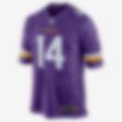 Low Resolution NFL Minnesota Vikings (Stefon Diggs) Women's Game Football Jersey
