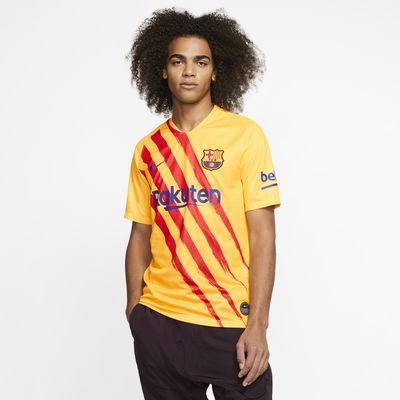 เสื้อแข่งฟุตบอลผู้ชาย FC Barcelona Stadium Fourth