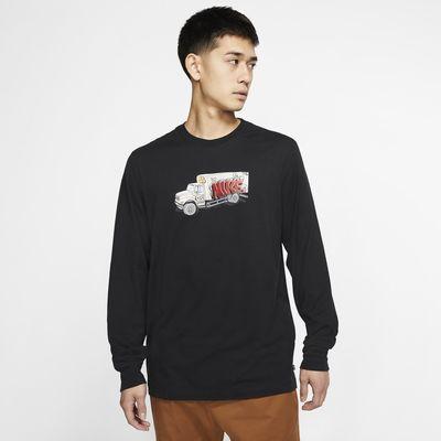 Nike SB Men's Long-Sleeve Skate T-Shirt