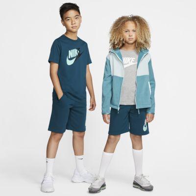 Nike Sportswear Club Fleece Big Kids' Shorts