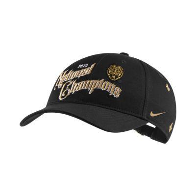 Nike College National Championship Game Locker Room (LSU) Hat