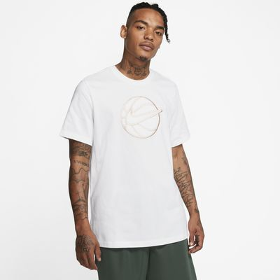T-shirt de basquetebol Nike para homem