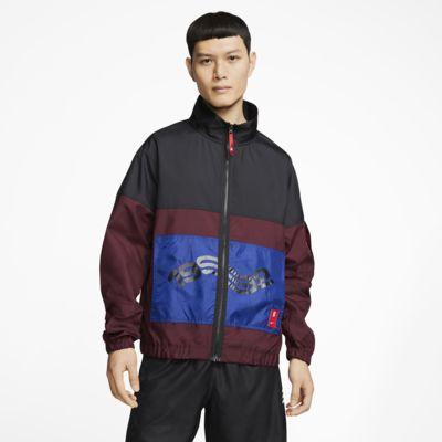 เสื้อแจ็คเก็ตบาสเก็ตบอลน้ำหนักเบาผู้ชาย Kyrie