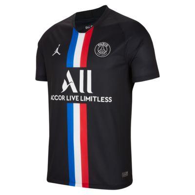 Jordan x Paris Saint-Germain 2019/20 Stadium Fourth Men's Soccer Jersey