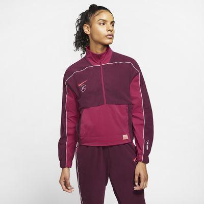 Женская игровая футболка с длинным рукавом Nike F.C.