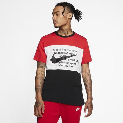 T-shirt Nike Sportswear Swoosh för män
