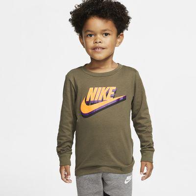 Nike Sportswear Toddler Long-Sleeve T-Shirt