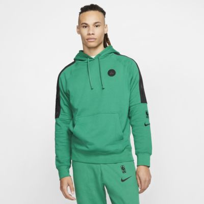 Boston Celtics Courtside Men's Nike NBA Hoodie