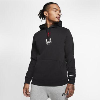 """Sudadera sin cierre de la NBA para hombre Nike Courtside """"Paris"""""""