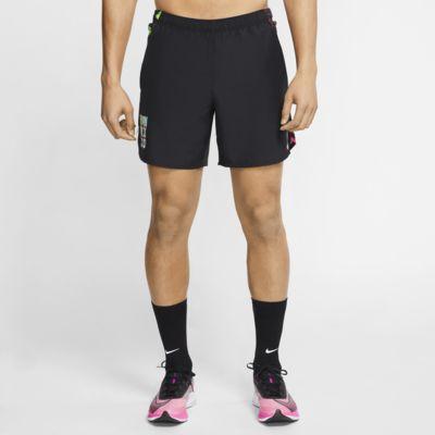 Shorts de running con ropa interior forrada de 18 cm para hombre Nike Challenger CDMX