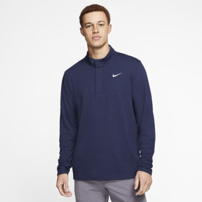 Nike Dri-FIT Victory golfoverdel med halv glidelås til herre